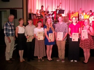 Music Club Scholars
