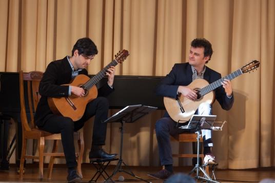 Leonard & Slava Grigoryn